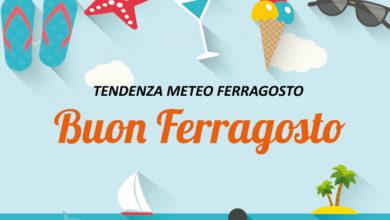 Photo of Meteo: previsioni fino a ferragosto 2021