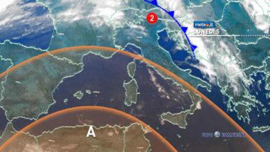 Photo of Meteo, 5 luglio torna l'Anticiclone Africano. Da domani caldo intenso