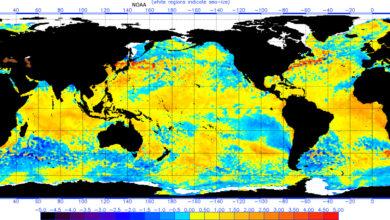 Photo of Meteo: autunno 2021 che vivrà di estremi. Settembre al caldo, ottobre già invernale?
