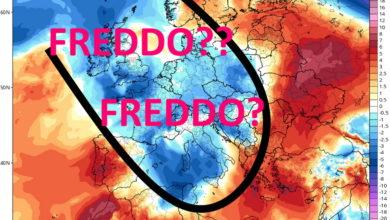 Photo of Meteo: estate 2021 potrebbe finire già a fine LUGLIO. Agosto freddo e temporalesco?