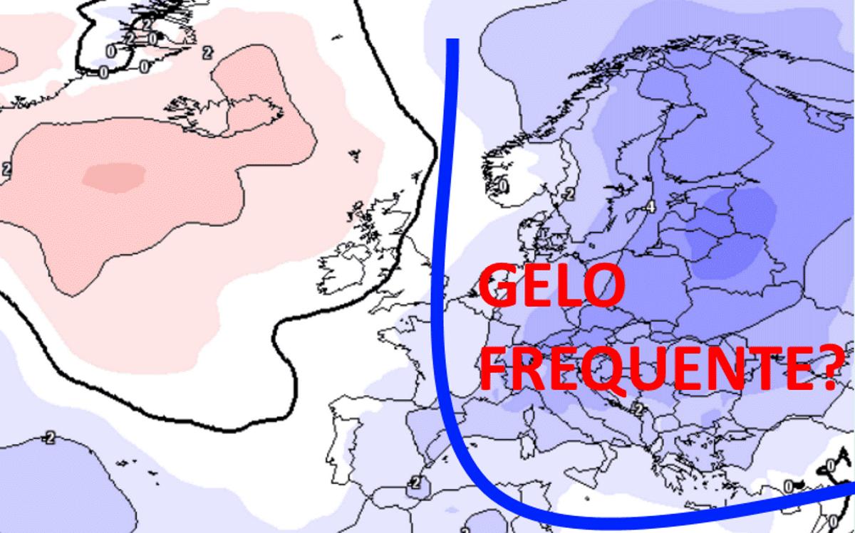 Inverno 2021-2022, previsioni meteo