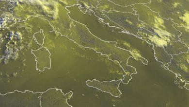 Photo of METEO AM, previsioni del tempo in Italia per il giorno 24/07/2021