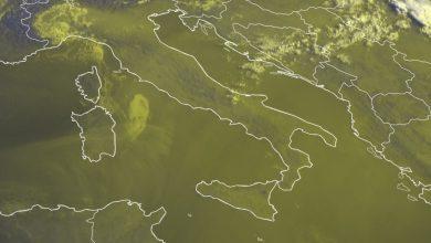 Photo of METEO AM, previsioni del tempo in Italia per il giorno 29/07/2021