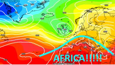 Photo of Meteo: fino al 10 agosto sarà sempre PEGGIO. Estate 2021 la più calda DEGLI ULTIMI 42 ANNI