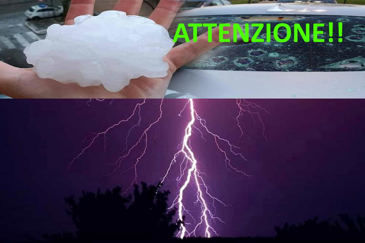 Previsioni meteo di oggi