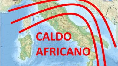 Photo of Meteo: weekend africano al sud, TORNADO e GRANDINE al Nord. Prestare ATTENZIONE