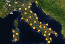 Photo of Previsioni del tempo per domani 30-07-2021