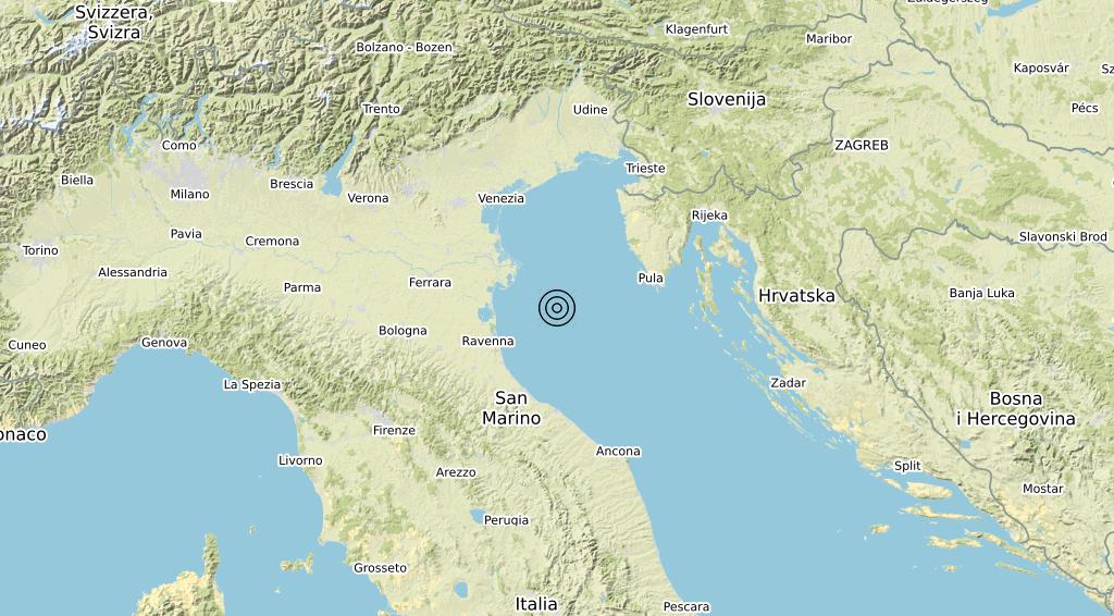 Terremoto 11-07-2021