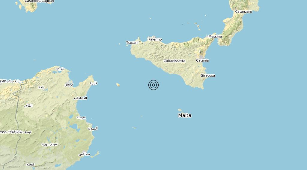 Terremoto 20-07-2021