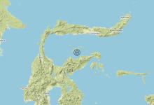 Photo of Terremoto Minahassa Peninsula, Sulawesi, Indonesia [Sea: Indonesia] – Magnitudo (ML) 6.3