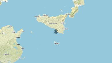 Photo of Terremoto Costa Ragusana (Ragusa) – Magnitudo (ML) 3.4