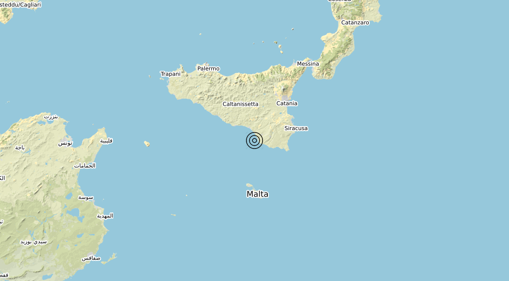Terremoto 27-07-2021