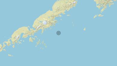 Photo of Terremoto Alaska Peninsula, United States [Sea: United States] – Magnitudo (ML) 7.9