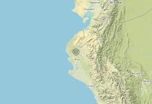 Photo of Terremoto Peru [Land] – Magnitudo (ML) 6.2