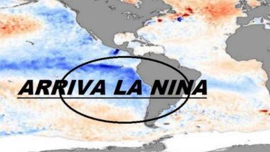 Photo of Settembre 2021 si porta dietro la Nina: le conseguenze esplosive
