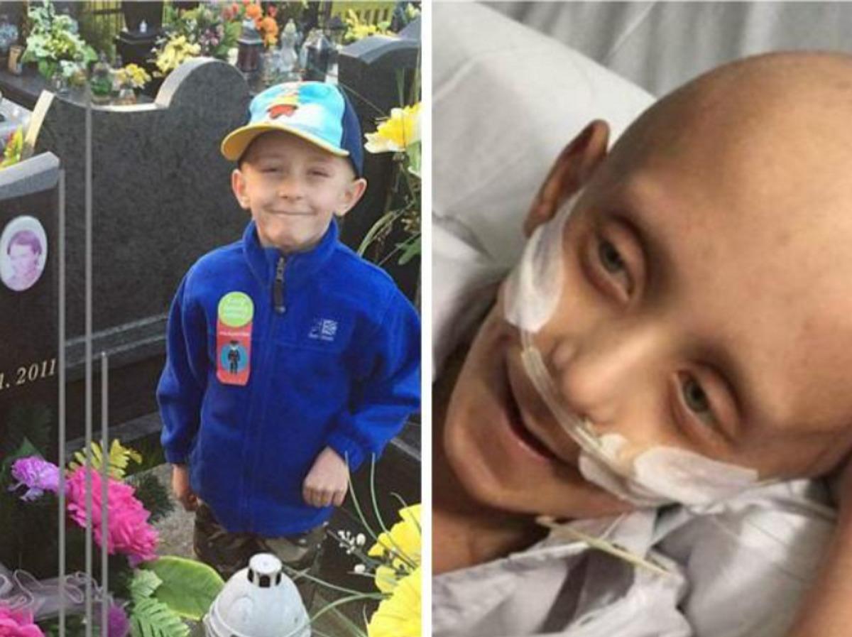 Filip e la leucemia