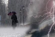 Photo of Meteo: forti temporali e grandine in arrivo al nord: ecco le zone
