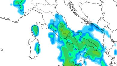 Photo of Meteo: ciclone alle porte dell' Italia. Colpa degli eventi estremi