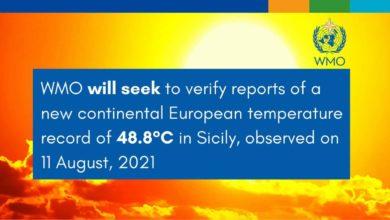 Photo of Record di caldo in Sicilia: potrebbe essere INVALIDATO? Le ultimissime