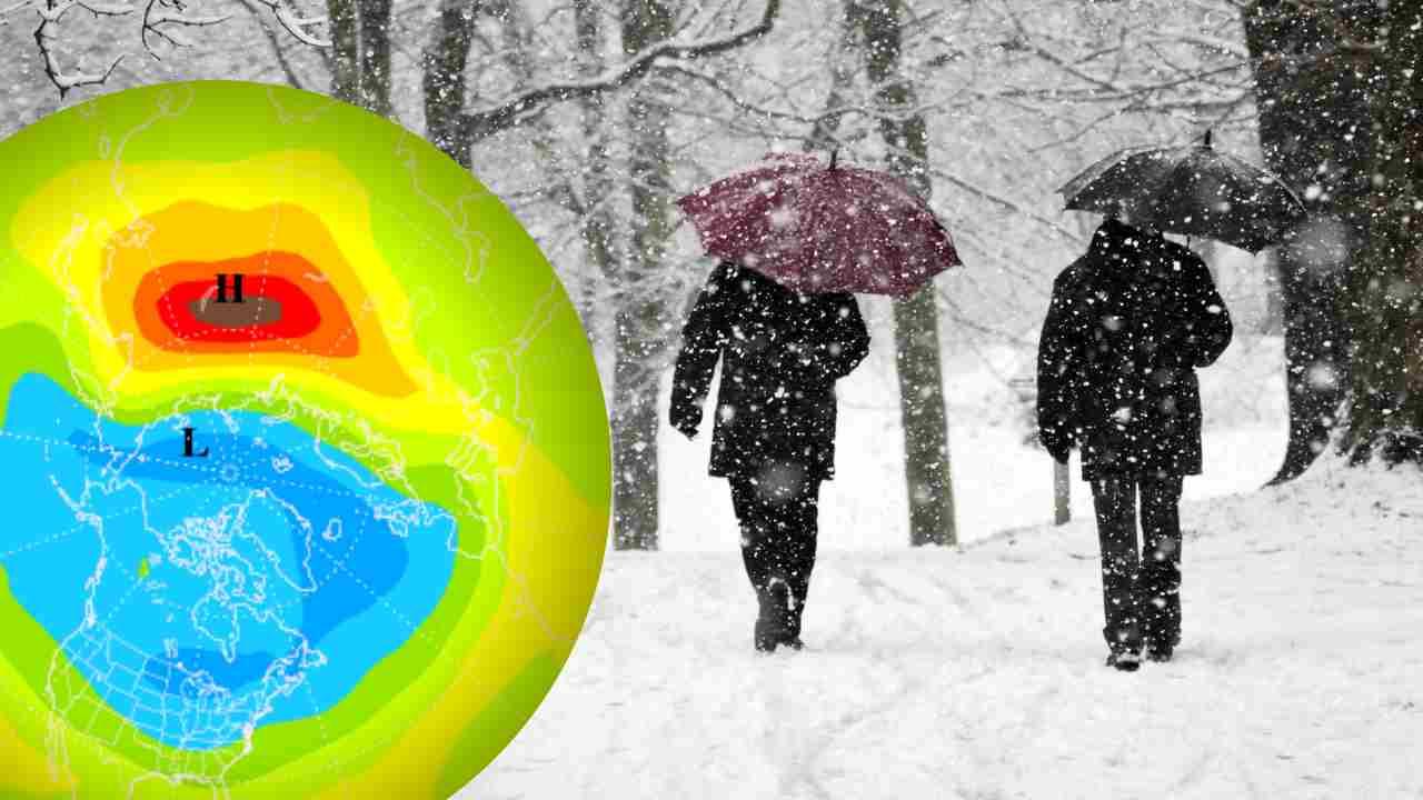 Meteo e previsioni per l'inverno 2022