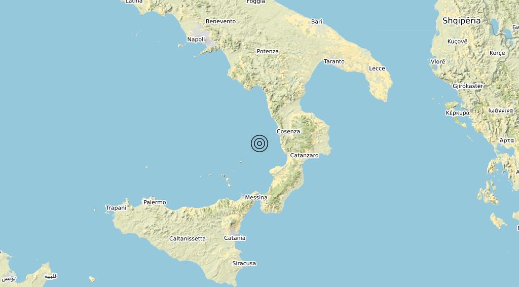 Terremoto 19-08-2021