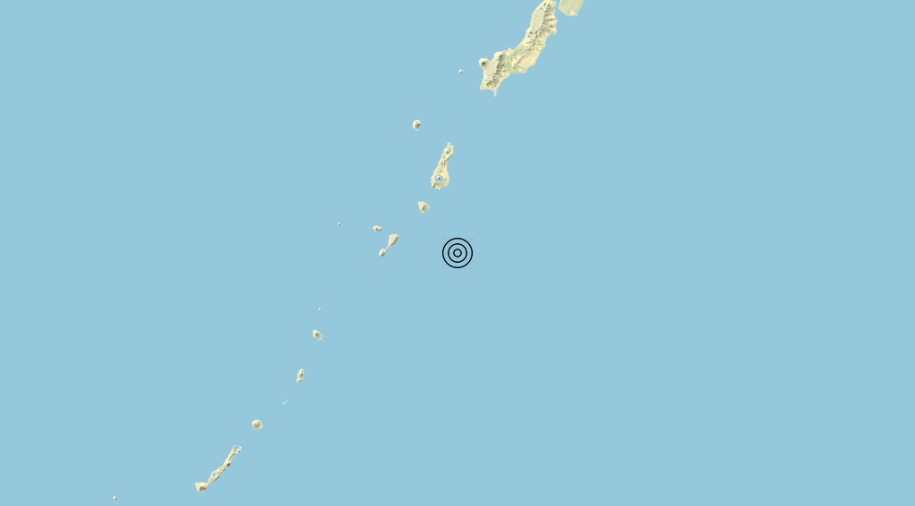 Terremoto 24-08-2021