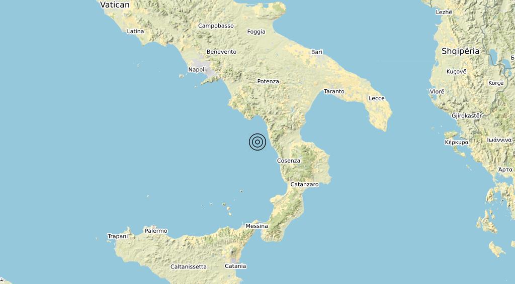 Terremoto 31-08-2021