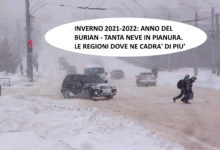 Photo of Inverno 2021-2022: meteo GELIDO. Quali saranno le regioni interessate della NEVE?