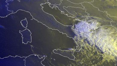 Photo of METEO AM, previsioni del tempo in Italia per il giorno 12/09/2021
