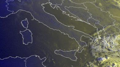 Photo of METEO AM, previsioni del tempo in Italia per il giorno 13/09/2021