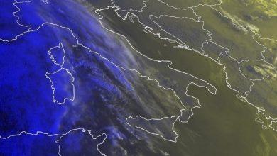 Photo of METEO AM, previsioni del tempo in Italia per il giorno 15/09/2021