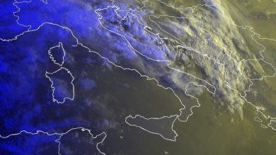 Photo of METEO AM, previsioni del tempo in Italia per il giorno 16/09/2021