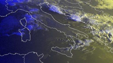 Photo of METEO AM, previsioni del tempo in Italia per il giorno 19/09/2021