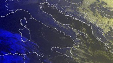 Photo of METEO AM, previsioni del tempo in Italia per il giorno 23/09/2021