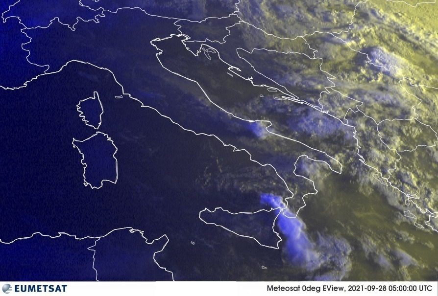 Previsioni Meteo Italia 28-09-2021