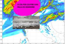 Photo of Meteolive: rischio alluvioni lampo OGGI al nord. Ecco dove