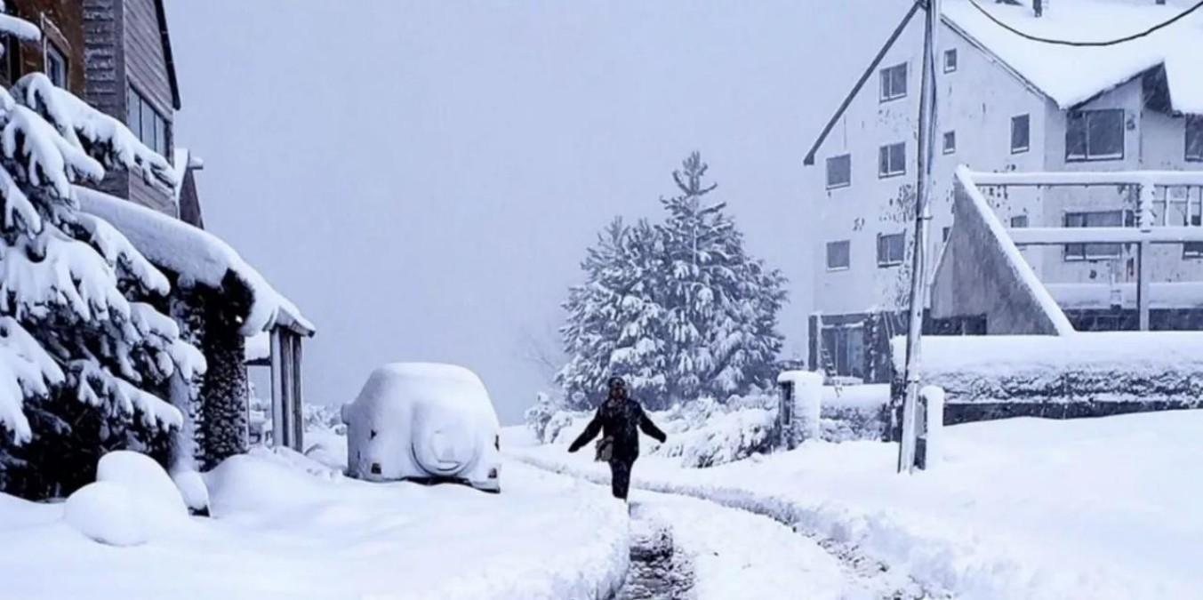 Conseguenze della nina sull' inverno