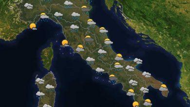 Photo of Previsioni del tempo per domani 17-09-2021