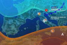 Photo of Previsioni meteo oggi 16 settembre, domani 17