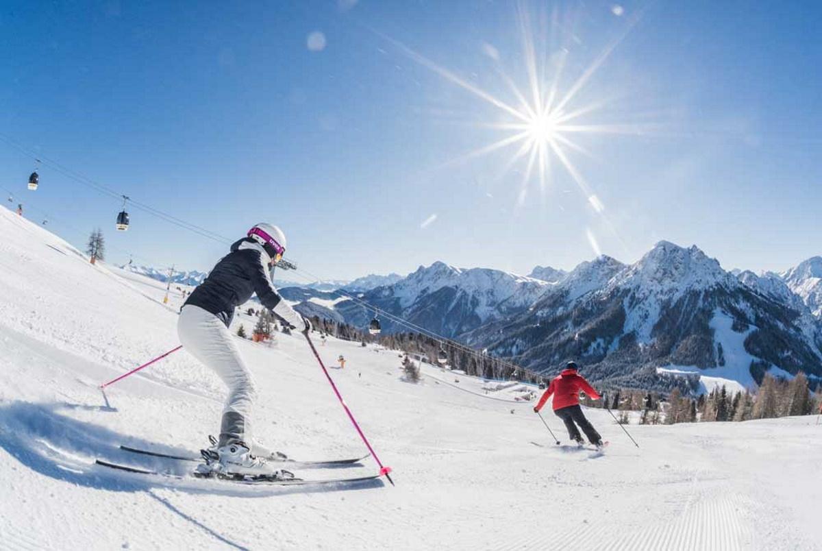 Preparativi stagione sciistica 2022
