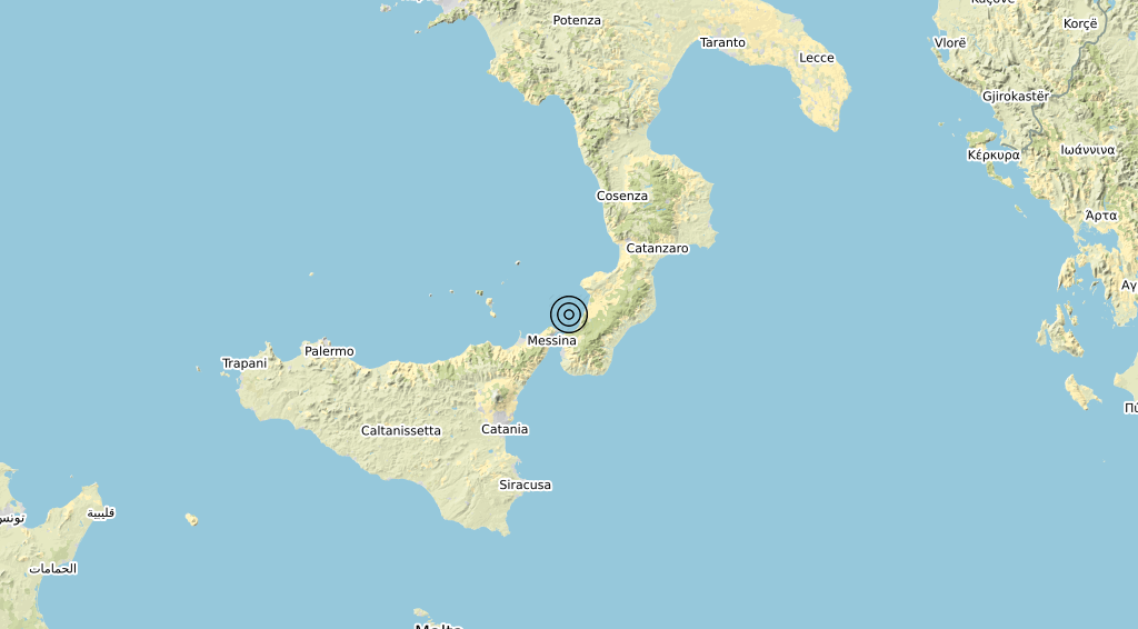 Terremoto 01-09-2021