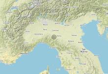 Photo of Terremoto 4 km W Solignano (PR) – Magnitudo (ML) 3.3