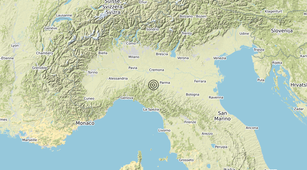 Terremoto 15-09-2021