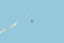 Photo of Terremoto Kuril Islands, Russia [Sea: Russia] – Magnitudo (ML) 6.1