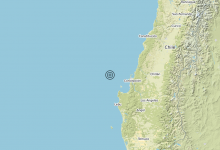 Photo of Terremoto Chile (Peruvian point of view) [Sea] – Magnitudo (ML) 6.5