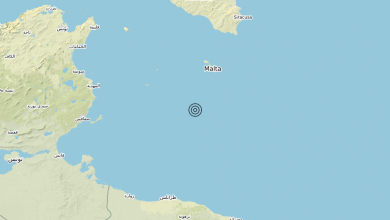 Photo of Terremoto Malta [Sea] – Magnitudo (ML) 3.5