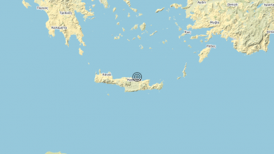 Photo of Terremoto Crete, Greece [Land: Greece] – Magnitudo (ML) 6.1