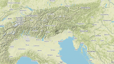 Photo of Terremoto 4 km W Miane (TV) – Magnitudo (ML) 3.7