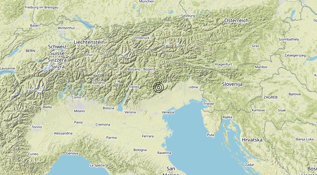 Terremoto 29-09-2021