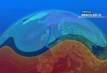 Photo of Meteo: oggi sole al sud, domani peggiora ovunque
